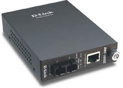 Conversor de medios D-Link dmc-300SC