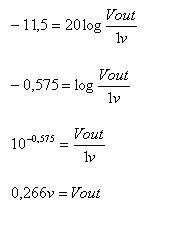 Calculo de la tensión de salida con codificación MLT-3