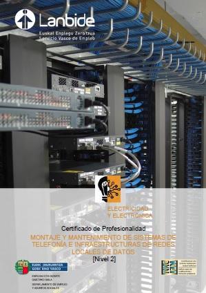 Practicas del certificado de profesionalidad ELES 0209 curso 2014_15_1