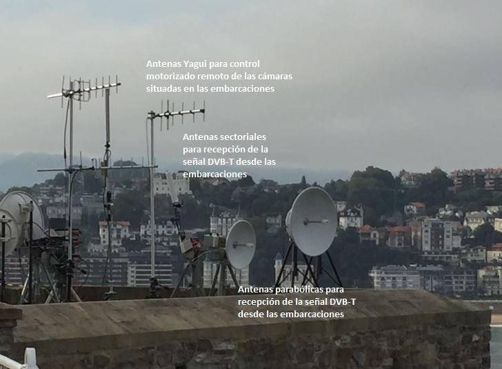 Radioenlaces en la Bandera de la Concha 2016_5b